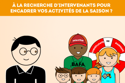 Intervenants Saisonniers